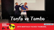 Tonfa vs Tambo