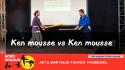 Ken mousse vs Ken mousse