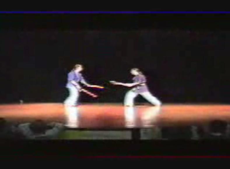 Randori Wakisashi vs Ken